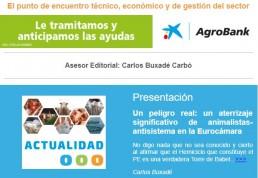 Boletín 140 2ª semana abril 2019 El problema de los jabalíes en Portugal