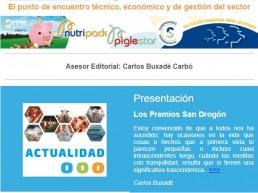 Boletín 141 de Foro Agro-Ganadero. 4ª semana de abril de 2019A vueltas con la nueva PAC