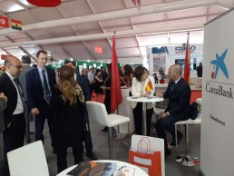 CaixaBank acompaña a las empresas españolas agroalimentarias en la mayor feria agrícola de África