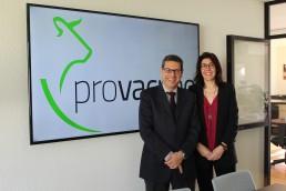 CaixaBank y PROVACUNO, la Organización Interprofesional Agroalimentaria de la carne de Vacuno, renuevan su acuerdo para impulsar la competitividad del sector