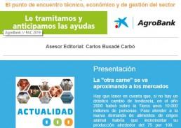 """Boletín 142 Foro Agro-Ganadero - La Unión Europea y la """"carne sin carne"""""""