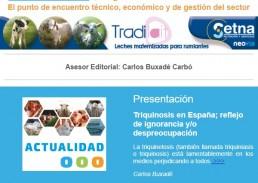 Boletín 143 de Foro Agro-Ganadero. 2ª semana de mayo de 2019. Triquinosis en España; reflejo de ignorancia y/o despreocupación