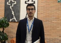 Nicolás Escartín muestra su satisfacción por el reconocimiento de Ibertext como Novedad Técnica en FIGAN 2019