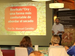 Boehringer Ingelheim presenta Bovikalc Dry® a los profesionales de Lugo, Asturias, León y Cantabria