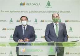 Foro Agro Ganadero, Iberdrola y Asaja suscriben una alianza para impulsar la agricultura y ganadería cero emisiones