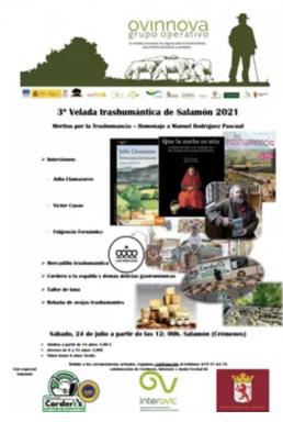 Foro Agro Ganadero, Corderex participa en la 3ª Velada Trashumántica de Salamón