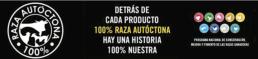 AXON COMUNICACION, FORO AGRO GANADERO, El logotipo 100 % Raza Autóctona pone en valor el origen y la calidad de 62 razas ganaderas españolas